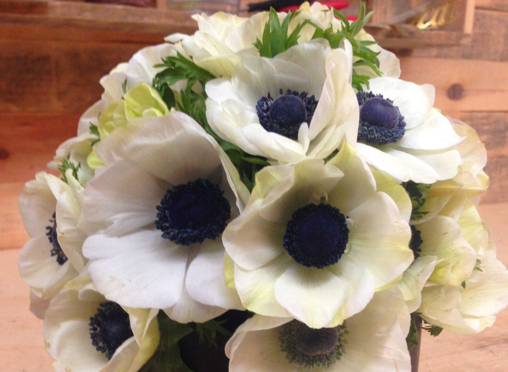Event flowers add pops of color to your presentation.